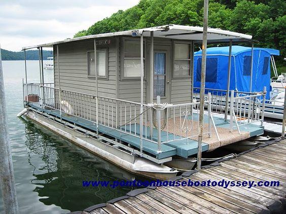 8' Wide Pontoon Houseboat Plans | ... PONTOONHOUSEBOATODYSSEY.COM: Our Houseboat Rebuild Random Thoughts