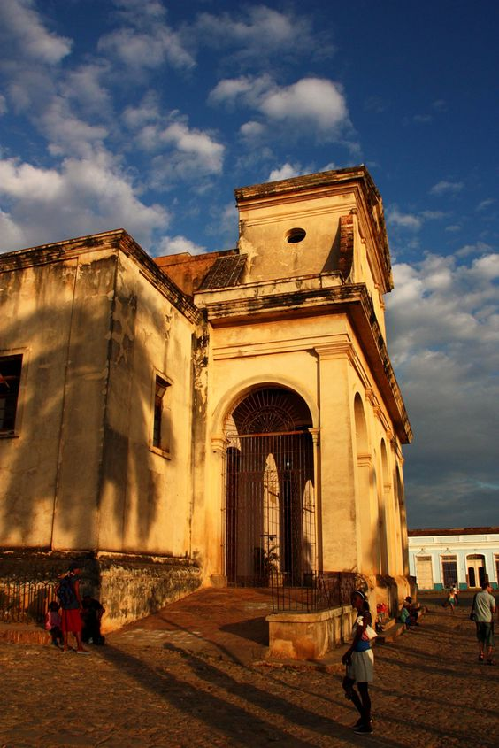 https://flic.kr/p/6cmDof | Plaza Mayor, Trinidad de Cuba