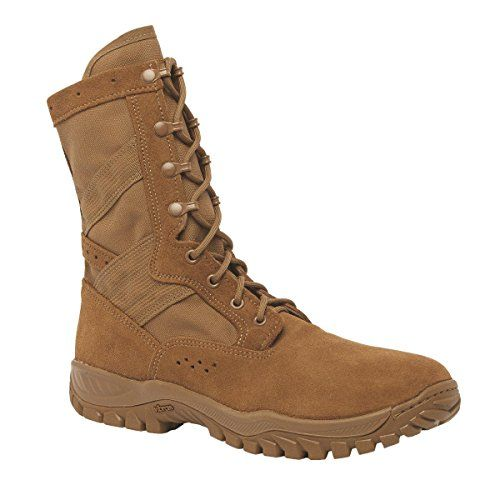 Belleville One Xero C320 Coyote Brown Ultra Light Assault Boot Made In Usa 8 5 With Images Boots Military Boots Tactical Boots