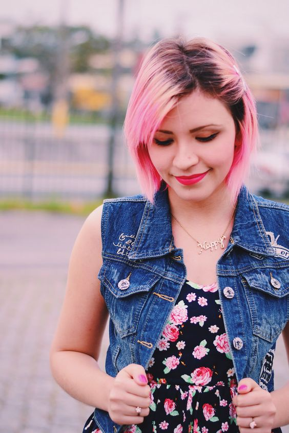 Short hair, don't care | Cute outfit by Jess Vieira http://omundodejess.com/2015/06/short-hair-dont-care/