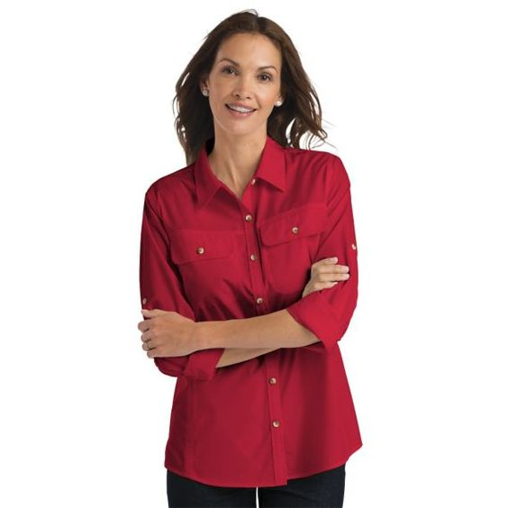 Women's Ultimate Great Escape Long-Sleeved Shirt