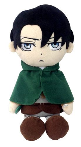 Attack on Titan - Kuttari Hugging Cushion S: Levi