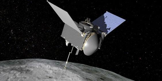 OSIRIS-Rex soll erstmals Asteroiden-Proben zur Erde bringen