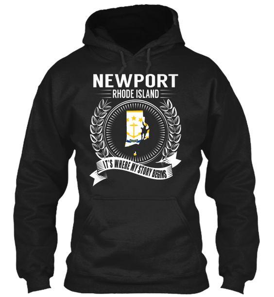 Newport, Rhode Island - My Story Begins