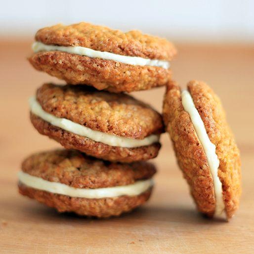 Der muss haben Sieben Sachen - Ein Backblog von Paul Bokowski: [007] Carrot Cake Cookies