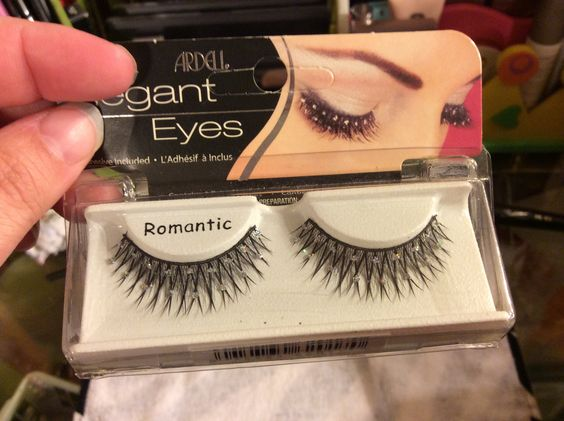 Brand new lashes ardell