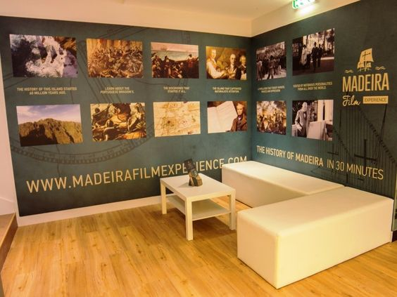 Madeira Film Experience is a 30-minute audiovisual journey that covers the 600 years of the history and culture of the island known all over the world as the Pearl of the Atlantic. An unparalleled audiovisual production, showing the life of a people that faced wars, revolutions, famine, and isolation but still managed to thrive. This …