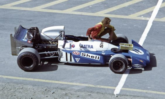 1972 Matra MS120C (Chris Amon)