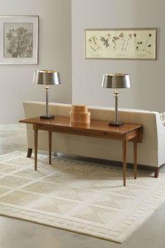 Kincaid Meeting House Solid Wood Drop Leaf Sofa Table 39-025