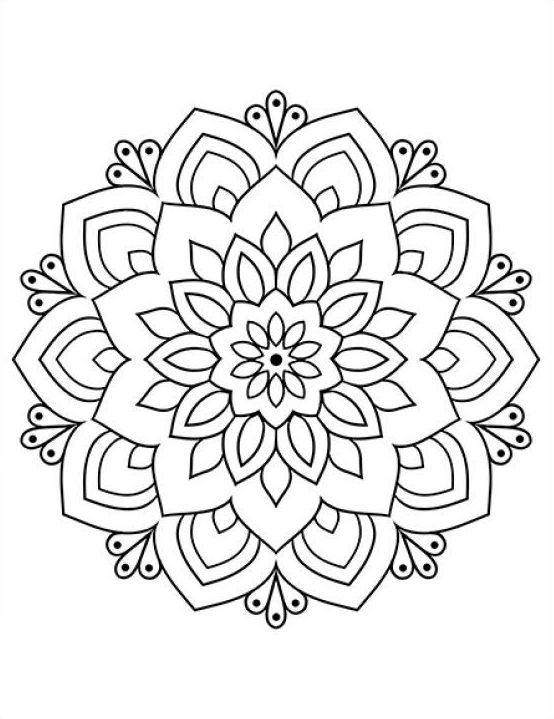 - Mandala On Pinterest In 2020 Mandala Coloring Pages, Mandala Coloring,  Coloring Books