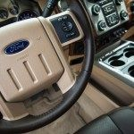 2015 Ford F-350 Crew Cab Car Steering