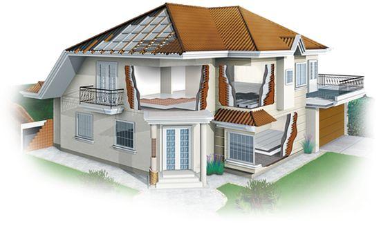 Construção | Termotécnica – Construção Civil | Embalagens e Peças Técnicas | Conservação | Reciclagem: