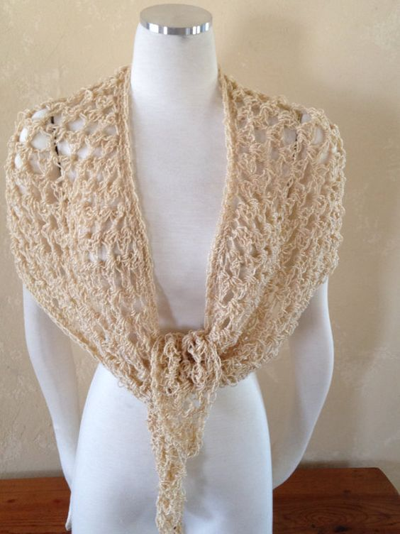 Hey, I found this really awesome Etsy listing at https://www.etsy.com/listing/247233757/the-mattie-gold-shimmer-check-shawl
