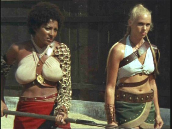 pam grier the arena