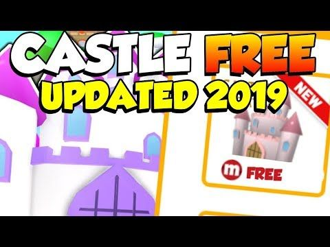 How To Get The Castle Free Legit In Roblox Meepcity Updated