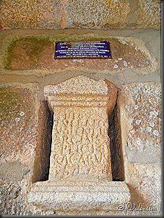 Resto romano nel castello