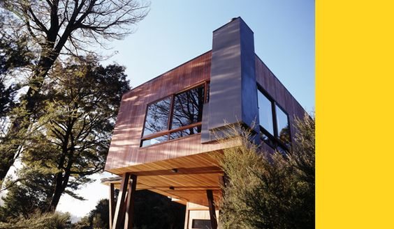 Bossley Architects - Waterfall Bay