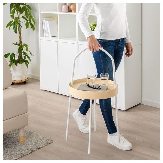 どれにしよう?ニトリ・IKEA・無印良品のサイドテーブルおすすめ16選!