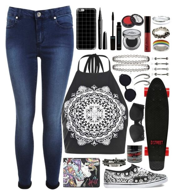 """Rad Look #91"" by mariam06 ❤ liked on Polyvore"