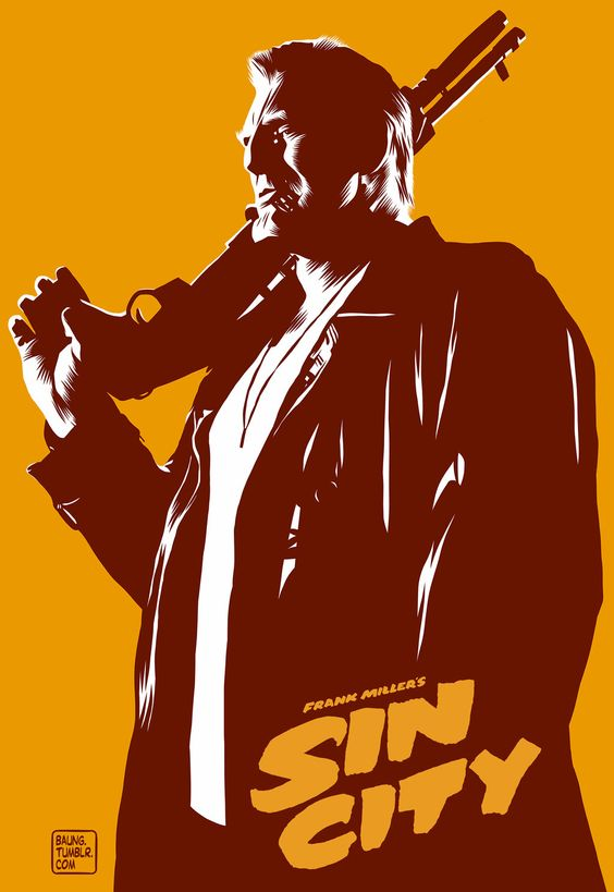 Sin City - Marv by baung