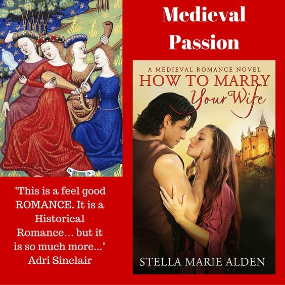 Author Stella Marie has a unique style of carving out most mesmerizing romantic tales from the medieval times by using highly seductive and appealing characters with captivating and strong story line.