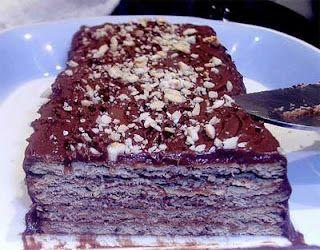 Recetas de Doña Martha: TORTA MARQUESA DE CHOCOLATE: De Chocolate, Recipe, Dessert Recipes, Desserts Desserts, Sweet Recipes, Simple Recipes, Marquise, Recipe Of