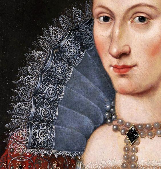 Queen Anne of Denmark, c.1600