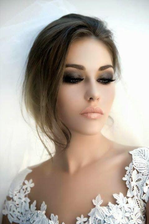 Noivinha de Luxo: 10 maquiagens lindas para noivas: