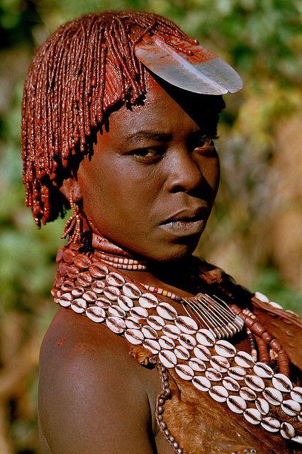 Africa - Ethiopia / Hamergirl by RURO photography, via Flickr