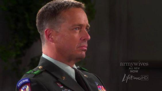 Gen. Michael Holden - Post Commander Fort Marshall SC