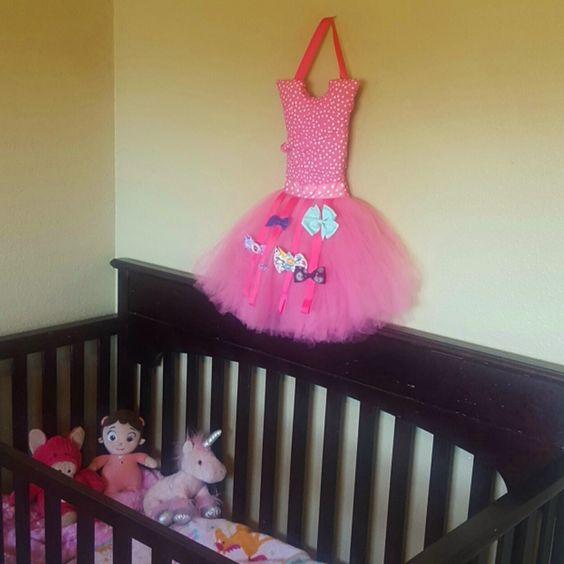 KiksNBoo bow holders go perfecting any nursery or room