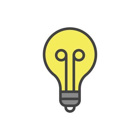 Android In 2020 Light Bulb Vector Vector Free Light Bulb Logo