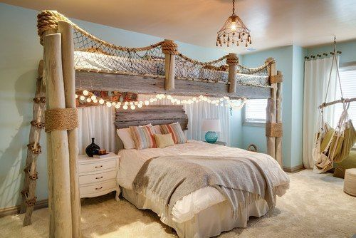 Kids rooms that express their inner pirate pirates kid for Co ed kids bedroom ideas