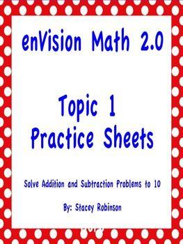 envision math workbook grade 2 pdf