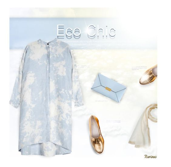 """""""Eco Chic: Featuring Stella McCartney, Bibico, Beyond Skin, and Gather and See"""" by kurious ❤ liked on Polyvore featuring STELLA McCARTNEY and Beyond Skin"""