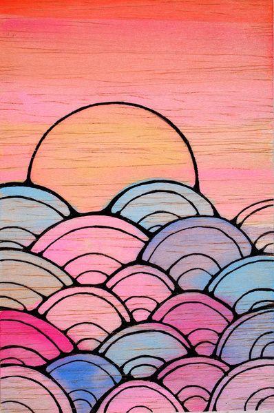 Searise Art Print