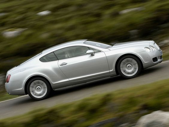 bentley continental gt 2003-2011