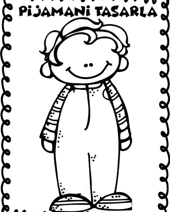 Pijama 1 Okul Öncesi Eğitim