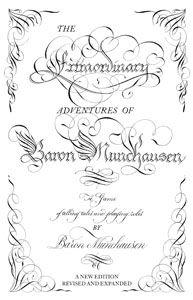 e23: The Extraordinary Adventures of Baron Munchausen
