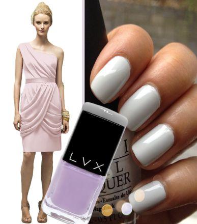 Nailed It: Hot Bridal Nail Colors #fashion #nailpolish #brideside #weddingstyle #weddingfashion