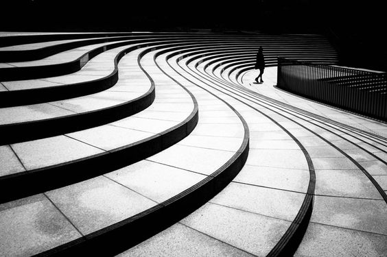 Junichi Hakoyama 街頭攝影的黑白、光影與佈局