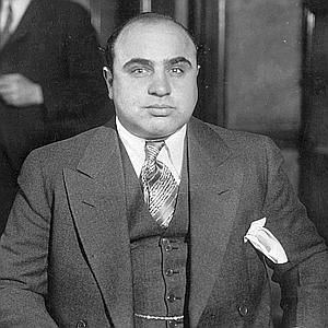 the murders of al capone Al capone, center, leaving municipal court following judge john walsh's dismissal of his petition for parole in philadelphia in 1929  however the crime he was.