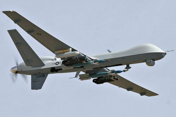 Three people have died in a US killer drone strike drone in southern Yemen, a tribal source says.