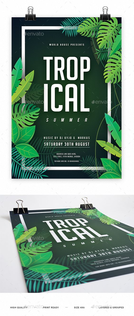 8 best images about Party on Pinterest Invitations, Flyer template
