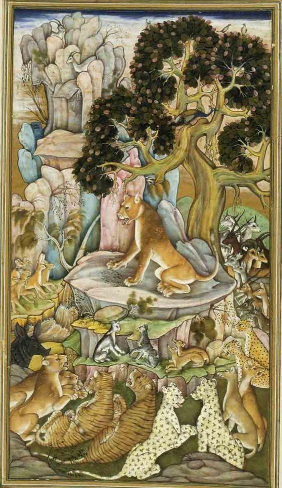 akbar favourite books panchatantra Anwar-i Suhayli