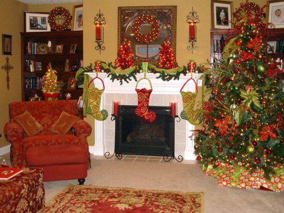 Christmas Decorating Idea House | Christmas Decorating Ideas 21 Christmas Decorating Ideas