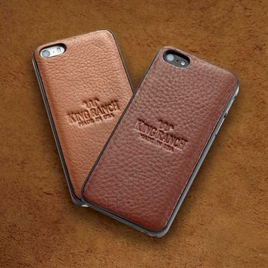 Great gift idea protect your iphone in style with this for Case in metallo stile ranch