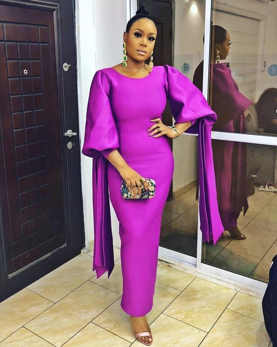 Daring, Classy And Stunning Wedding Guest Dresses - Wedding Digest Naija