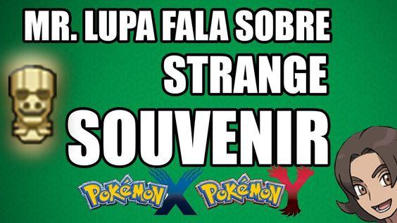 Pokémon X & Y - O mistério do Strange Souvenir (o que é, rumores pt-br)