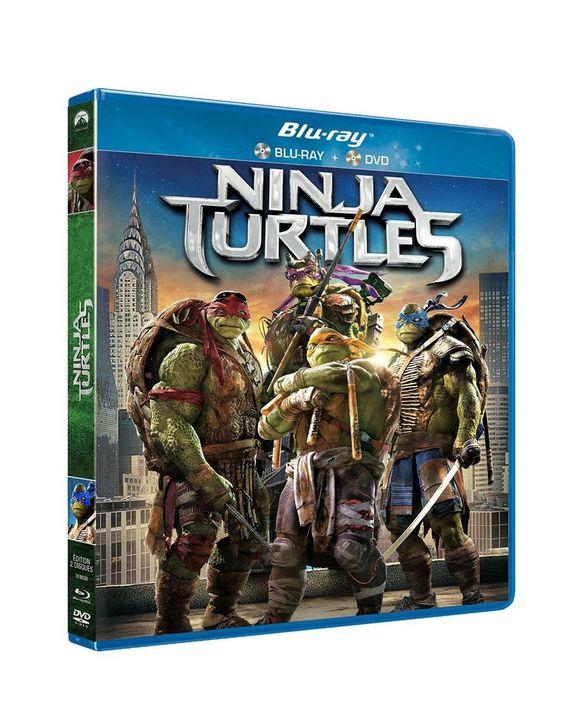Ninja Turtles  en BLU-RAY - NEUF